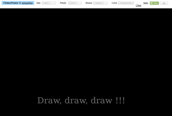 Drawing Lines Webgl : Movement draw paint sketch create art online pearltrees