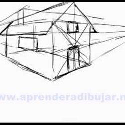 Comment dessiner une maison youtube for Apprendre a dessiner une maison en 3d