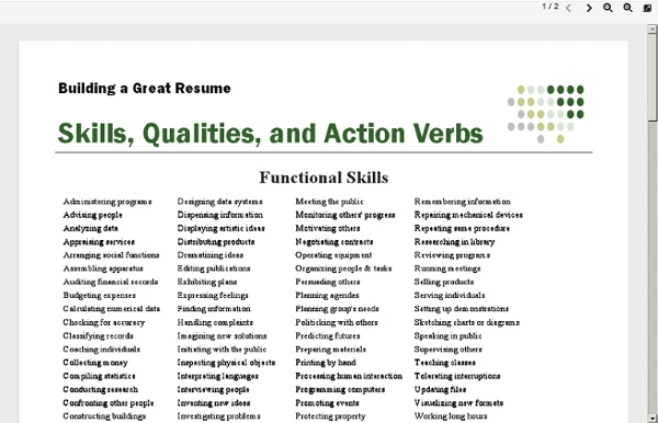 power words for resumes and cover letters Parlobuenacocinaco