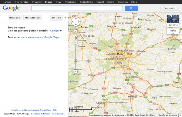 Vpike Maps