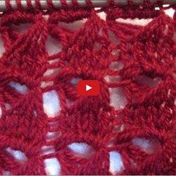 apprendre a tricoter le point fantaisie
