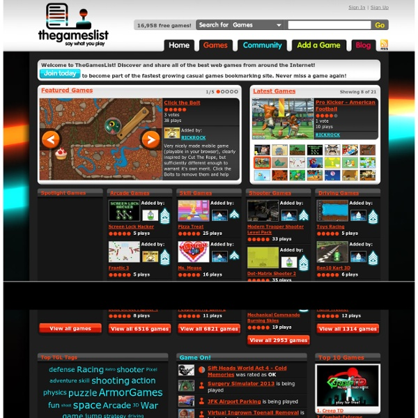 1000+free flash games
